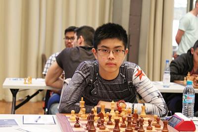 Zhen Yu Cyrus Low